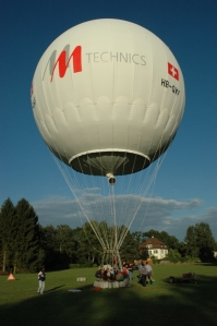 MM-Technics Gasballon
